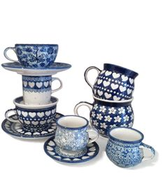 I love Boleslawiec Polish Pottery!