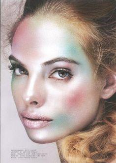 pastel makeup - Google Search
