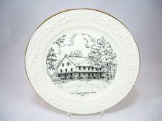 SALE Woodstown NJ  Display Plate Friends by RichardsRarityRealm, $18.00
