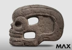 Hacha Votiva. Catálogo - Museo de Antropología de Xalapa - Universidad Veracruzana