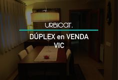 DÚPLEX INVERTIT en VENDA a VIC - 206.900€