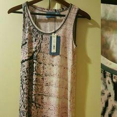 Princess Vera Wang splatter dress Comfy stretchy splatter dress Vera Wang Dresses Mini