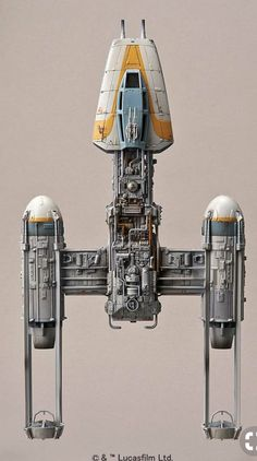 Y-wing fighter-bomber
