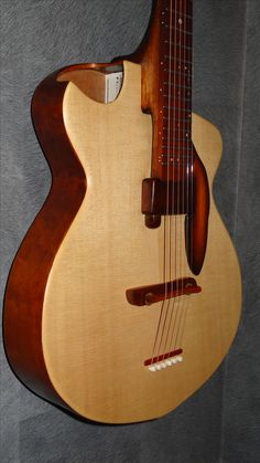 GUITARESTA - Ma guitare perso 24 frètes