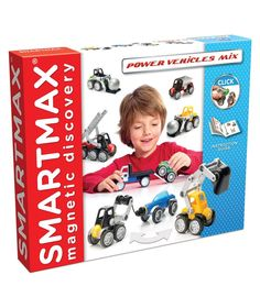 Buy SmartMax Power Vehicles Mix at Argos.co.uk - Your Online Shop for Construction toys.