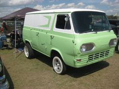 Cool Vans of the 70s | Re: The Van Picture Thread
