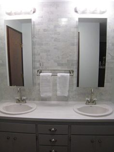 This might work if we choose rectangle mirrors.