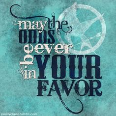 The Hunger Games Trilogy - please let the movies hold up to the amazing books...