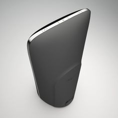 AQ Audio Smart Speaker - A beautifully designed portable speaker that plays your music via AirPlay. | For more updates on portable Bluetooth and Wireless speakers, follow Best Buy Portable Speakers (https://www.pinterest.com/bestbuyspeakers/)