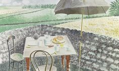 Eric Ravilious: Artist and Designer by Alan Powers – review
