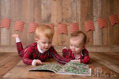 Christmas pictures, brothers, xmas, pajamas