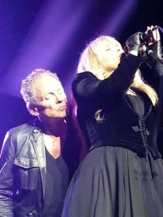 Stevie & Lindsey.... luv them !