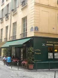 au bon saint pourcain - Paris restaurant from Cooking for Claudine
