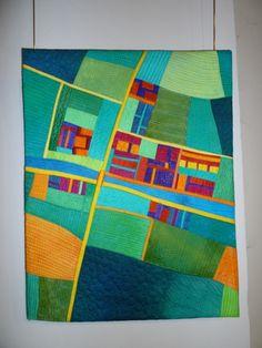Alicia Merrett quilt