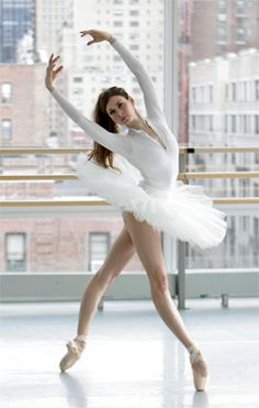 Mary Helen Bowers, formerly of the New York City Ballet. It was she who trained Natalie Portman for Black Swan.