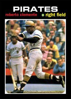Pittsburgh Pirates Baseball, Baseball Art, Pirate Photo, Hank Aaron, Roberto Clemente, Texas Rangers, Puerto Rico, Mlb, Legends