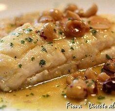 Receta - Atıştırmalıklar - Las recetas más prácticas y fáciles Catfish Recipes, Tilapia Recipes, Seafood Recipes, Cooking Recipes, Healthy Recipes, Good Food, Yummy Food, Spanish Cuisine, Portuguese Recipes