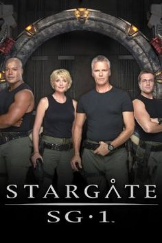 Stargate SG-1   One of my favs