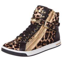 Michael Kors Zapatillas Altas Cheetah Natural zapatillas Zapatillas natural Michael Kors Cheetah altas Noe.Moda