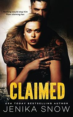 Release Day Blitz: Claimed by Jenika Snow - Silence is Read Kylie Scott, Sylvia Day, Paranormal Romance Books, Romance Novels, Colleen Hoover, Good Books, Books To Read, Contemporary Romance Books, Book Boyfriends
