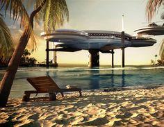 Underwater hotel nuvisionabroad