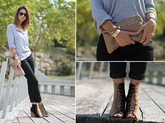 Autumn tones (by Milagros Plaza) http://lookbook.nu/look/4047430-Autumn-tones