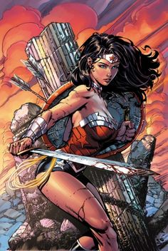 Wonder Woman screenshots, images and pictures - Comic Vine