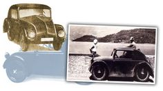 Meet The Car That's The VW Beetle's Oldest And Most Direct Ancestor