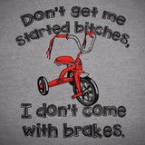 No Brakes - Womens / Medium