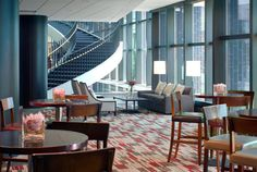 Westin Southfield Detroit Hotel Lobby Lounge