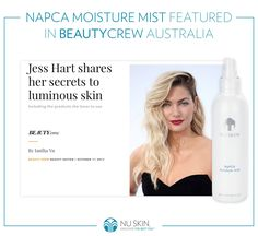 Nu Skin, Perfect Skin, Mists, Moisturizer, Skincare, Ads, Messages, Beauty, Business