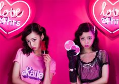 Learn about Kawaii fashion and Korean beauty at girl-gang.weebly.com