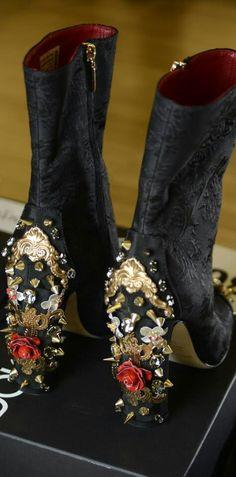 Dolce & Gabbana Spring ~ Summer 2015