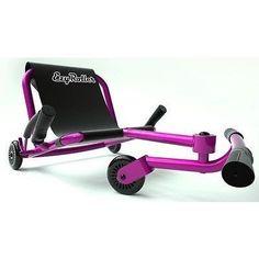 Ezy Roller Kids 3 Wheel Ride On Ultimate Riding Machine EzyRoller PINK NEW