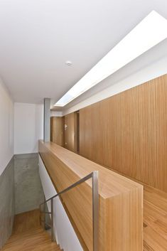 Gallery of A. House / Atelier d´ Arquitectura J.A Lopes da Costa - 2 Hotel Corridor, International Style, Divider, Stairs, Dream Houses, Storage, Gallery, Room, Photograph