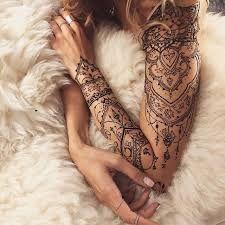 Billedresultat for brown twirl tattoo
