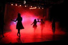 Cenografia para espetáculo de Dança - Dançadeira Grupo Por quá