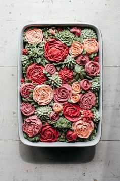 rose rose cake | my name is yeh