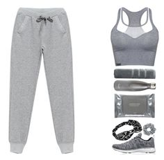 """Work It Out: Gym Essentials with Yoins"" by juuliap ❤ liked on Polyvore featuring Athletic Propulsion Labs, Dermalogica, Natasha, Christy and S'well"