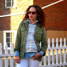 #Lagelle #Pittsburgh #fashion #style #latinas #puertorican #naturalhair #curls #madewell #vintage #spring #florals #jcrew #denim #chambray #fendi #thrifing #thrifter Lagelle, the Art of accessorizing......... http://blog.lagelle.com