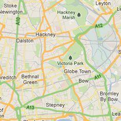 Banksy locations - London