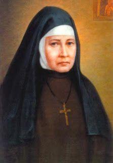 Dia a Dia Franciscano.: Franciscana do dia - 21/10 - Bem-aventurada Maria ...
