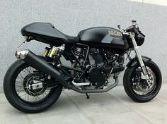 Black Sport Classic 1000  | Anchor & Bolts  #ducati #motorcycle #motorbike #black