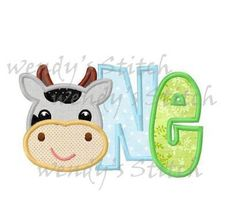 Personalized First or Second Cow Birthday Shirt or Bodysuit by JackLucy06 on Etsy https://www.etsy.com/listing/246069816/personalized-first-or-second-cow