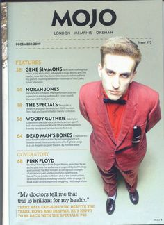 music magazine contents page Terry Hall, Magazine Contents, Content Page, Gene Simmons, Music Magazines, Dead Man, Rock Music, The Beatles, Superstar