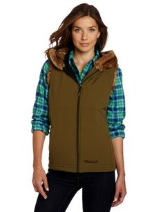Marmot Women's Furlong Vest, Dark Olive, Large Marmot http://www.amazon.com/dp/B0052WS6OI/ref=cm_sw_r_pi_dp_uVpAub0MBX4QE