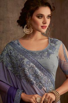 Latest Saree Blouse, Saree Blouse Neck Designs, Saree Blouse Patterns, Bridal Blouse Designs, Lehenga, Anarkali Frock, Sabyasachi, Saree Dress, Latest Saree Trends