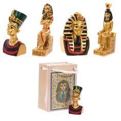 Egyptian Figures in a Bag Puckator http://www.amazon.de/dp/B007PCHW9I/?m=A105NTY4TSU5OS