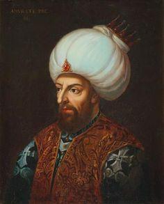 3. murat 1574 – 1595