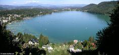 Klopeinersee, Kärnten, Austria